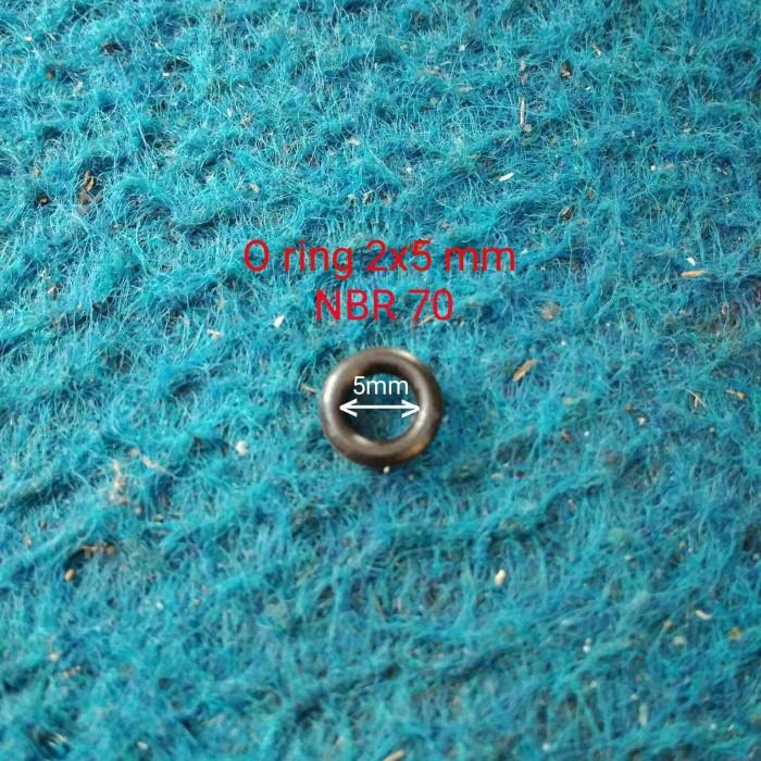 2.5 x 2mm Nitrile 70 O/'Ring 100x