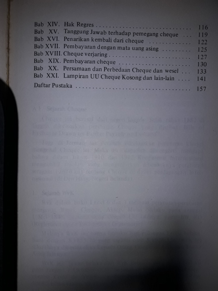 Jual Surat Berharga Cek Wesel Dan Giro Bilyet Dki Jakarta Cramedia Tokopedia