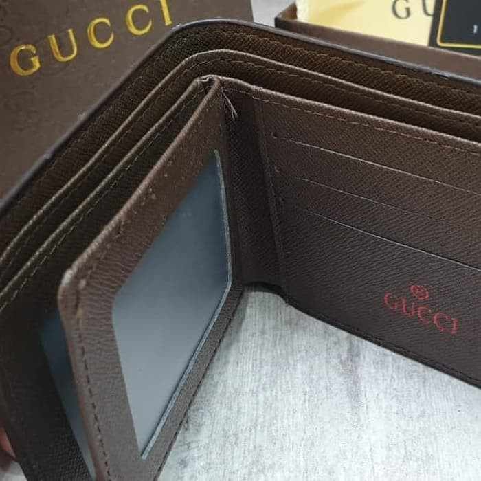 7f969f61647 Jual Gucci Animal Wallet   Dompet Lipat Cowok   Pria Branded Import ...