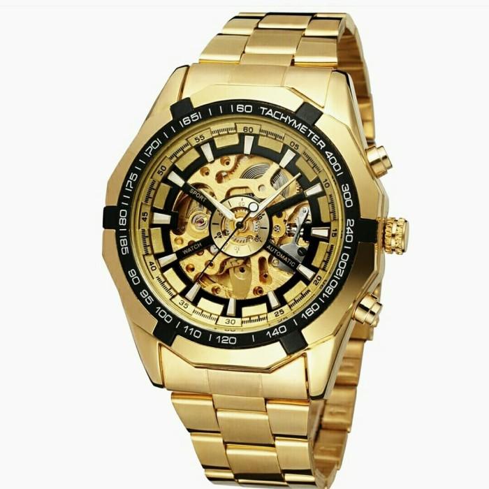 Foto Produk jam tangan parlent (automatic movement) dari Diploma shop