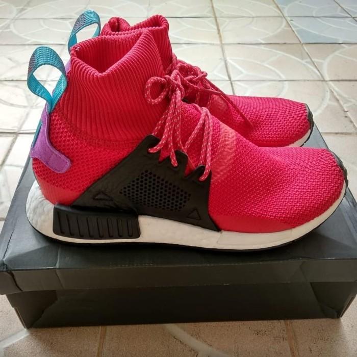 Jual Adidas NMD XR 1 Winter (Red