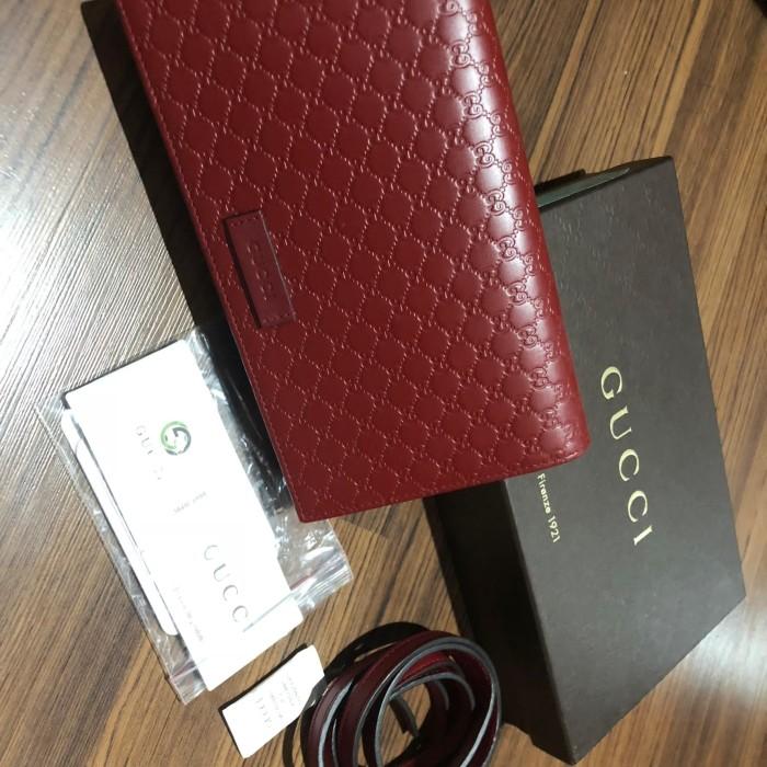 2e645639b Jual Gucci Sima Woc Red - Maroon - DKI Jakarta - Das46 Store | Tokopedia