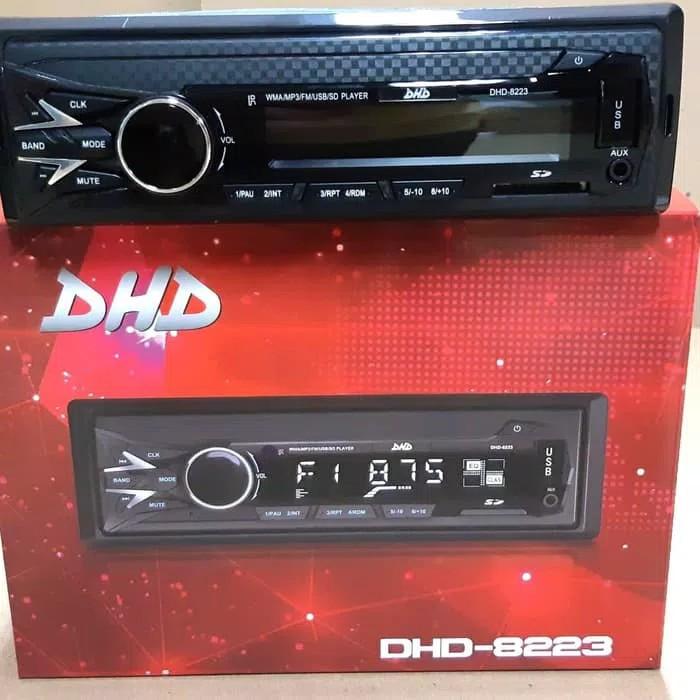 harga Tape mobil single din dhd 8223 bluettooh mp4 usb Tokopedia.com