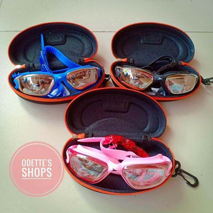 Kacamata Renang Speedo Lx 4100 - List Harga Terkini dan Terlengkap 846f87c75f