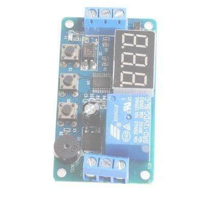 Jual Digital LED Display Time Delay Relay Module Board DC 12V - Kota Medan  - Apa Aja Ada A3   Tokopedia