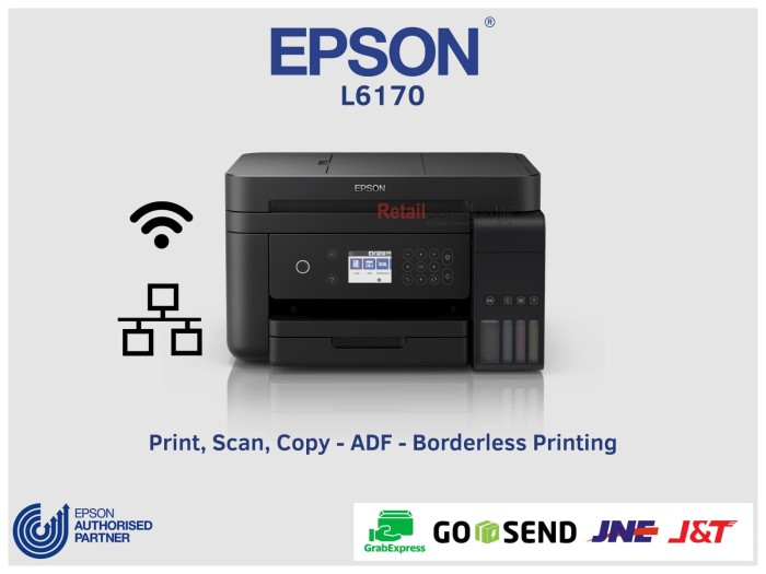 Epson L6170 Scanner Driver