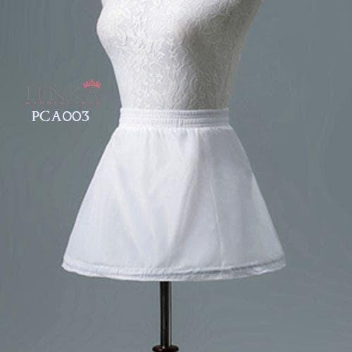 harga Petticoat rok tutu pengembang mini dress anak (1ring) l lenka - pca003 Tokopedia.com