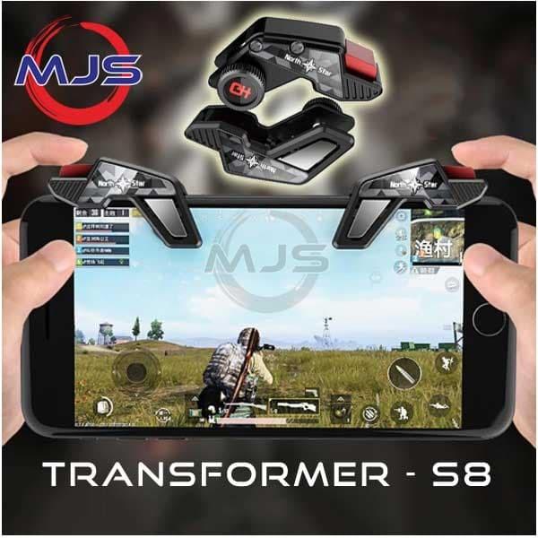 Jual Tombol trigger l1r1 Transformer S8 l1r1 PUBG FreeFire ROS CrossFire -  Kota Semarang - MJS Comp | Tokopedia