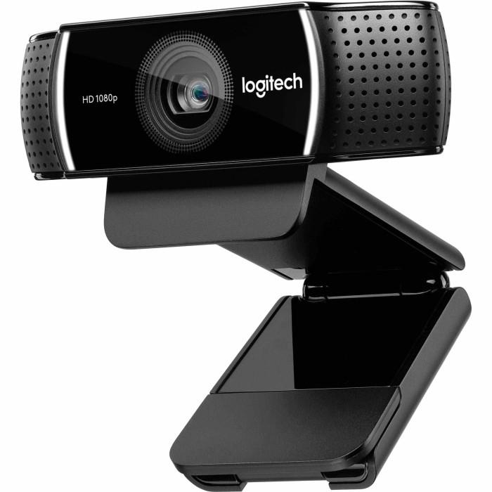 harga Logitech hd webcam c922 pro stream Tokopedia.com