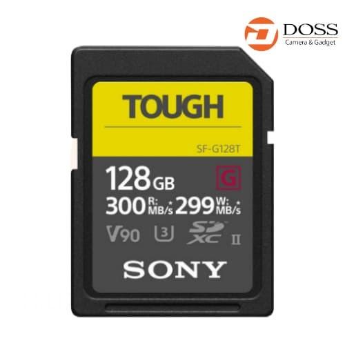 harga Sony 128gb sf-g tough series uhs-ii sdxc memory card Tokopedia.com