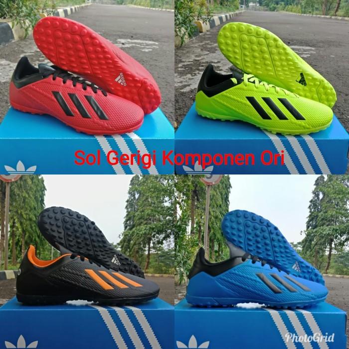 Jual Komponen Ori!! Sepatu Futsal Adidas X Terbaru - Merah c7b25795e6