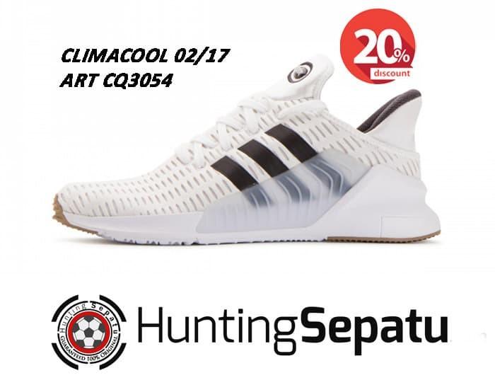 check out 7b61d 65f09 Jual Sepatu Sneakers Casual Adidas Climacool 02/17 White Original CQ3054 -  DKI Jakarta - Hunting Sepatu | Tokopedia