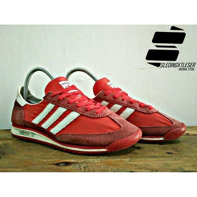 grand choix de 3b5cf 2ac80 Jual Adidas SL 72 SL72 Super Light 72 Red Sole - Kota Surabaya -  terasXvapor | Tokopedia