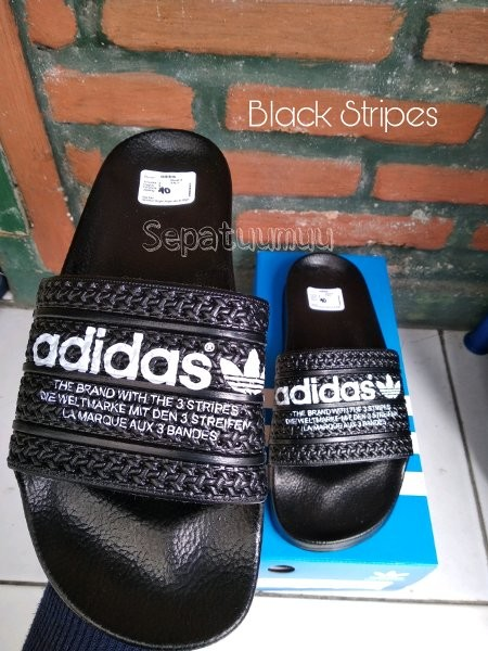 769896f8f Jual Sandal Adidas Adilette Sandal Adidas Sendal Original Sandal Ori ...