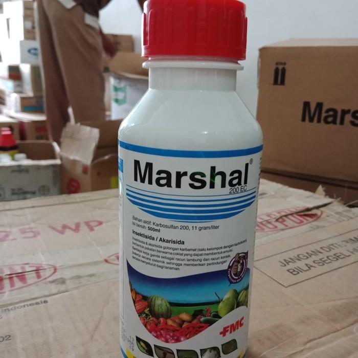Foto Produk Insektisida - Marshal EC 500ml dari Gallery Pertanian