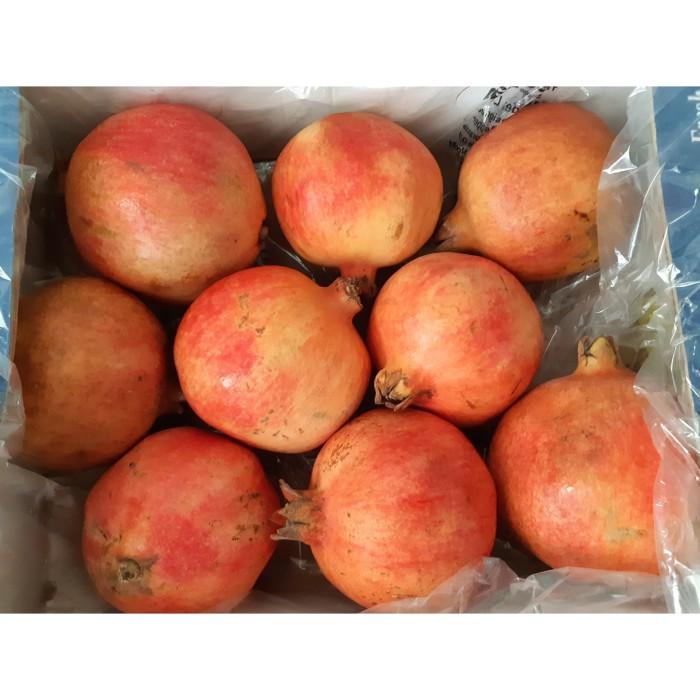Foto Produk Buah Delima Merah Import JUMBO PALING TERMURAH SE INDONESIA dari Jocelan Fruit