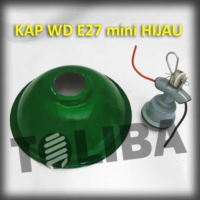 kap wd e27 mini / fitting gantung wd kecil / kap lampu gantung keramik