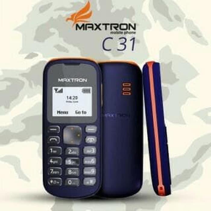 harga Hp candybar maxtron c31 Tokopedia.com