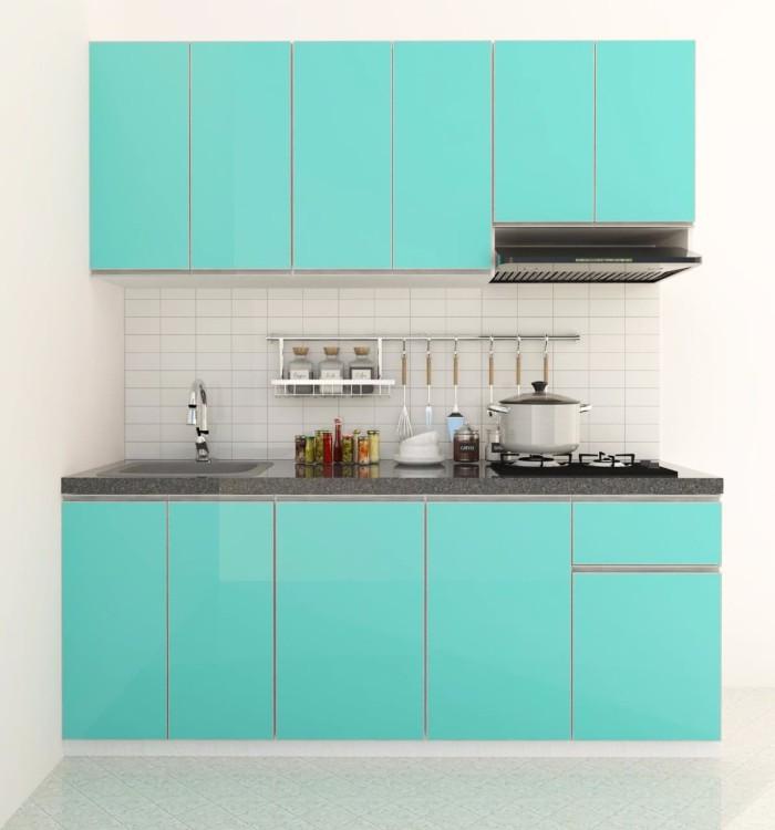 Jual Kitchen Set Aluminium Jakarta Selatan Dapur Cantik88