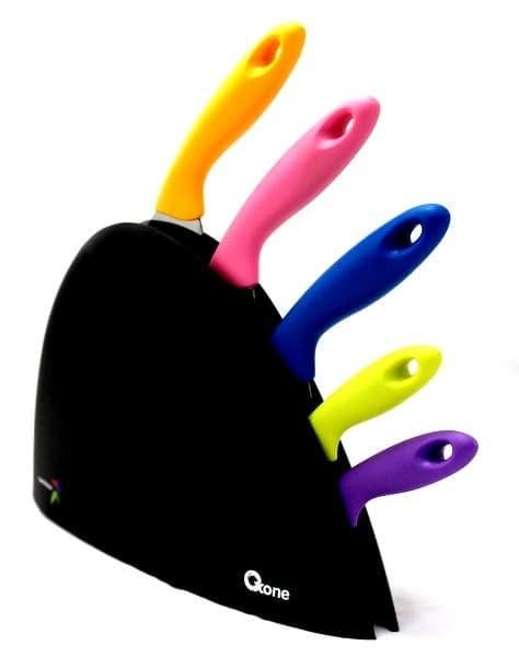 Pisau Oxone OX-606 Rainbow Knife Set