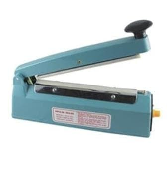 JUAL ALAT PRESS PLASTIK Q2 IMPULSE SEALER PFS- 200 BIRU 20CM SEALER 20