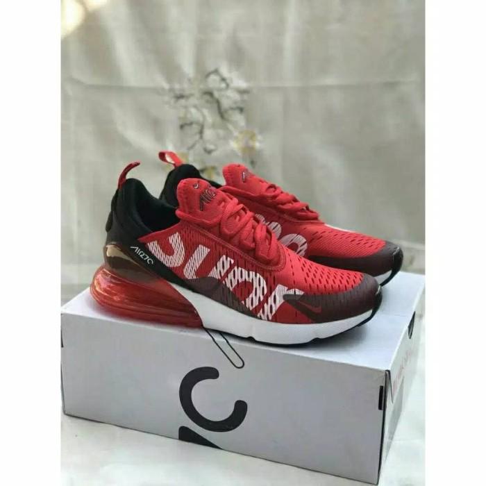 low priced d0953 3ce80 Jual Nike Air Max 270 Supreme RED High Premium Original - DKI Jakarta -  SGrosir | Tokopedia