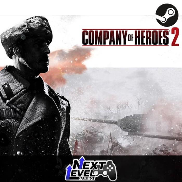 Jual Company Of Heroes 2 Steam Backup Dvd Kota Bandung Next Level Gaming Tokopedia
