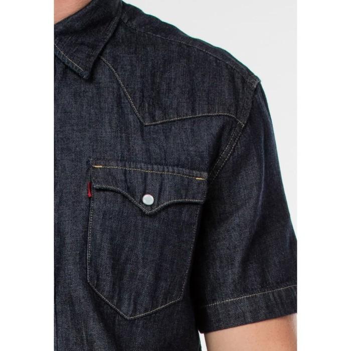 Levi's Classic Western Shirt - Dark Denim Rinse 21978-0026