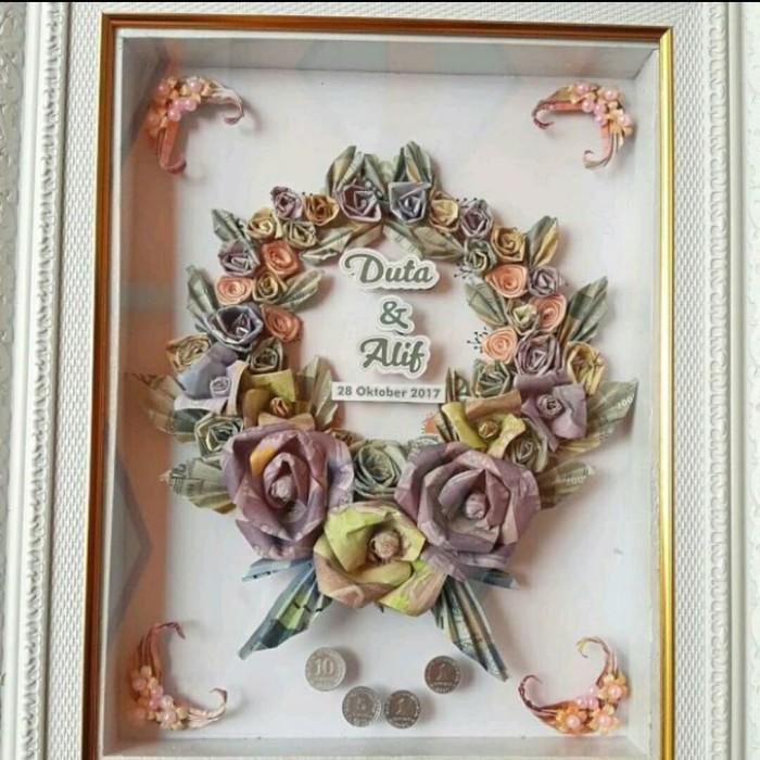 Mahar Nikah Kreasi Mahar Pernikahan Seserahan Bunga