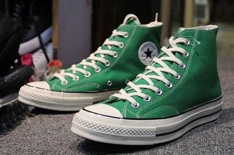74d50b8b729a6 Jual SEPATU CONVERSE CHUCK TAYLOR ALL STAR 70s Hi GREEN AMAZON - Kota  Bandung - Bee||Project_Store | Tokopedia