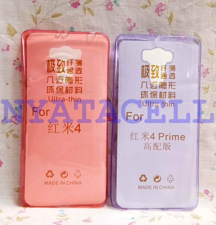 ... Case Ultrathin Xiaomi Redmi 4 Prime Ultra Thin Pro Softcase