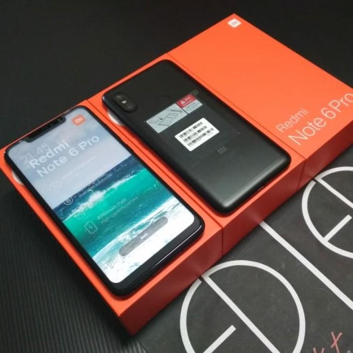 Jual Xiaomi Redmi Note 6 Pro Ram 3gb Rom 32gb Hitam Epjkt