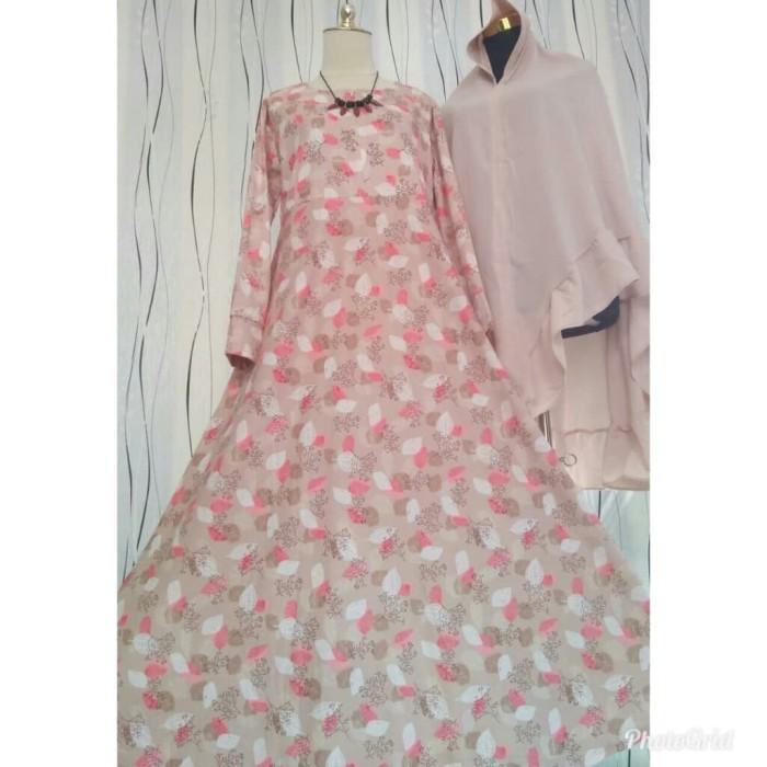 TOF Gamis Wanita Gamis Syari Dress Wanita Muslim Murah NAGITA DRESS. Source  · syari misbi 4f49aa1b82