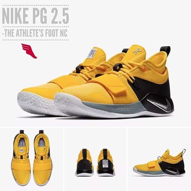 innovative design e0507 7dd5a Jual Sepatu Basket Nike Paul George 2 Yellow Black - Premium Import -  Jakarta Selatan - Kinya Store | Tokopedia