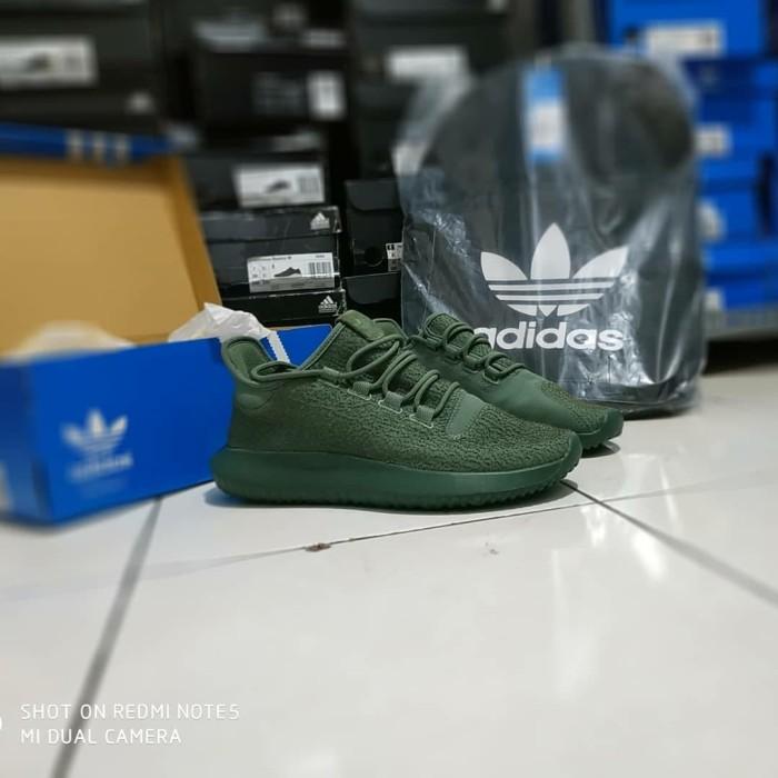 quality design 7cdfd bff3c Jual Adidas TUBULAR SHADOW GREEN by3573 - Kota Surabaya - waluyo surabaya |  Tokopedia