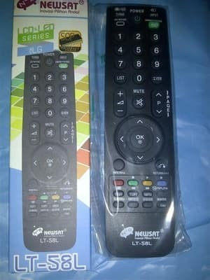 Remot/Remote TV LG LCD/LED Multi/Universal
