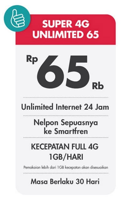 Katalog 4g Unlimited Smartfren Travelbon.com