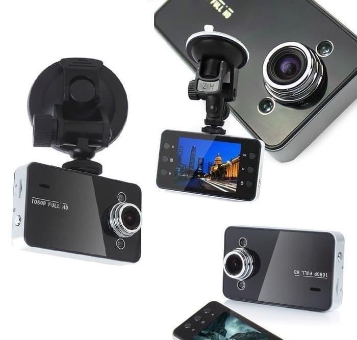 harga Kamera mobil full hd 1080p 24  k6000 car dvr camcorder blackbox video Tokopedia.com