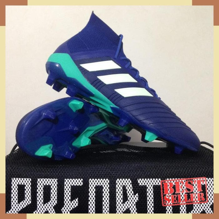 3cfd77c26b93 Jual Sepatu Bola Adidas Predator 18.1 FG Unity Ink CM7411 Original ...
