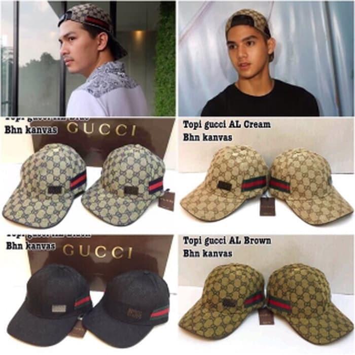 Daftar Harga Super Promo Topi Gucci Terbaru 2019 Cek Murahnya ... 50ca9b1e43