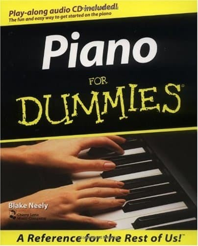 Piano for Dummies - Blake Neely (eBook/ PDF)