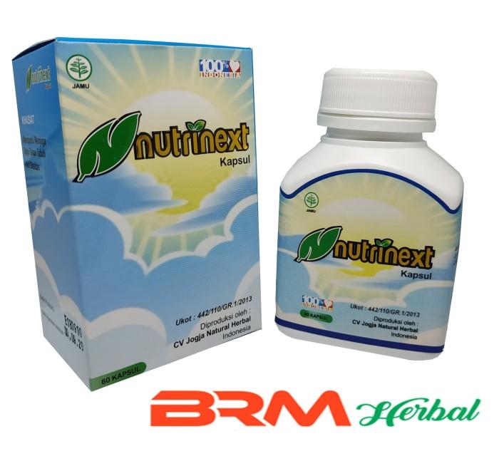 Foto Produk Obat Stroke Terampuh Nutrinext Kapsul Herbal dari BRM HERBAL