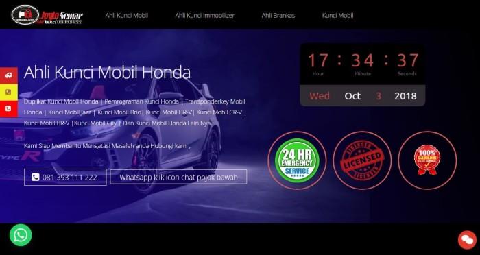 Foto Produk Ahli Kunci Mobil Honda dari INDOLOCKSMITH