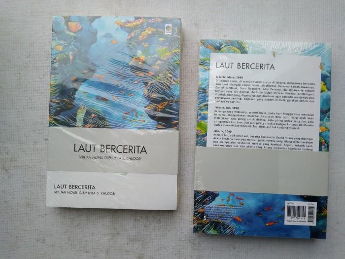 harga Laut bercerita - leila s. chudori Tokopedia.com