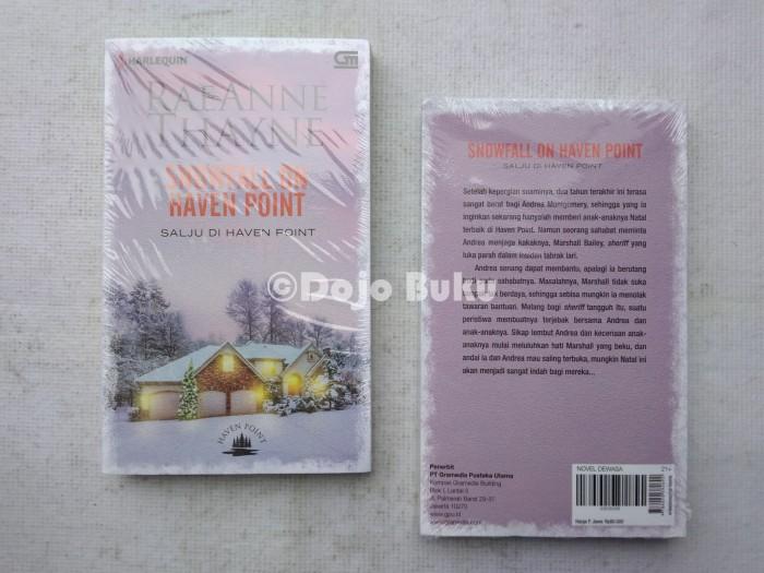 harga Harlequin - haven point#5: snowfall on haven point (salju di haven poi Tokopedia.com