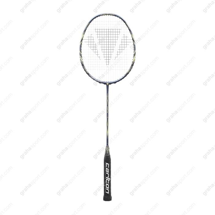 Carlton Pro Shock Badminton Rackets x 2 6 Shuttles