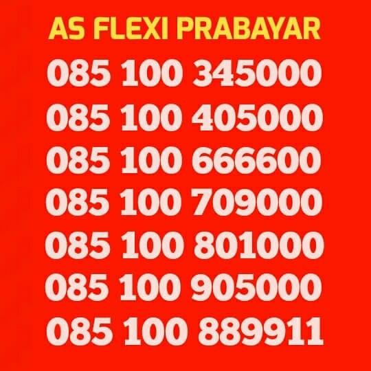 Katalog As Flexi Surabaya Hargano.com