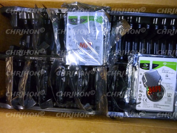 ST1000LM049 Seagate Barracuda Pro Performance Internal Hard Drive SATA HDD 1TB 7200RPM 6Gb//s 128MB Cache 2.5-Inch