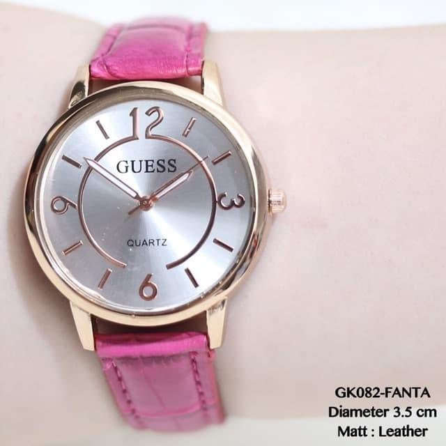 Jual jam tangan wanita guess termurah fashion wanita remaja grosir ... db2e172c53