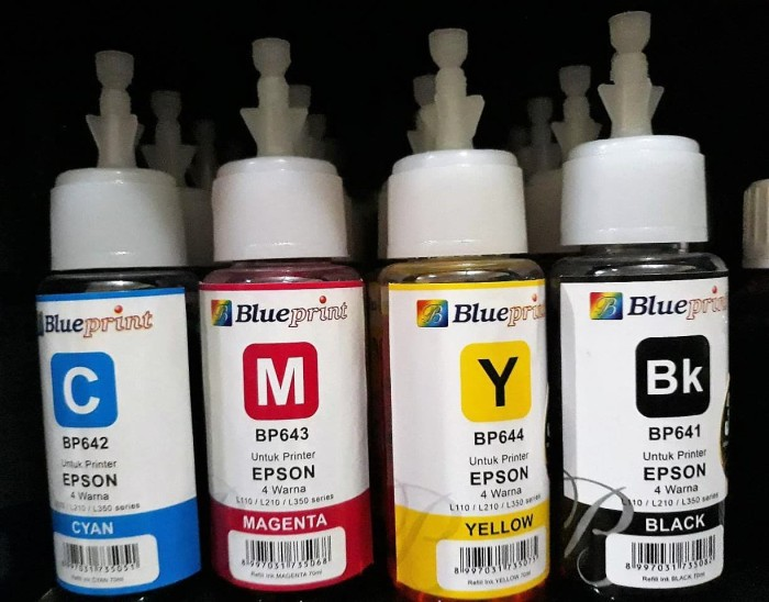 Katalog Tinta Printer Blueprint Travelbon.com